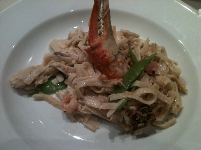 Comfort Cove Seafood Pasta